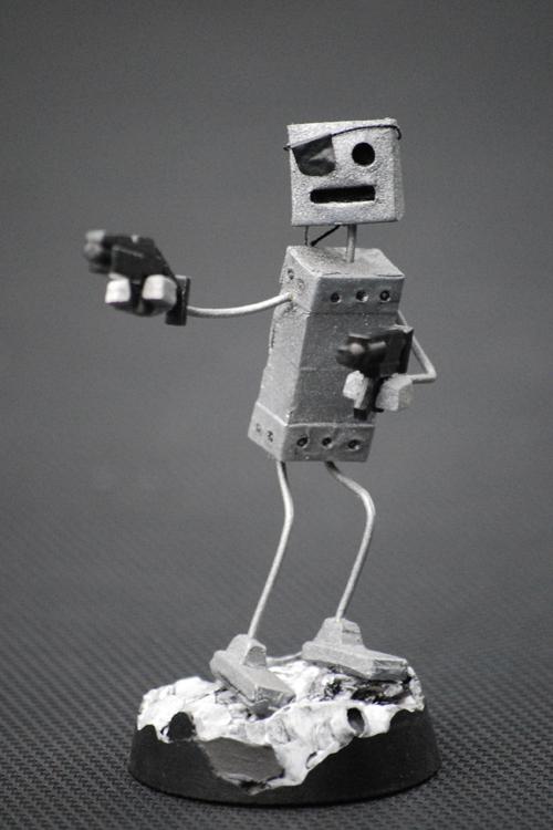 Tracker Bot