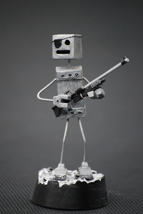 Tracker Bot Tracker Bot
