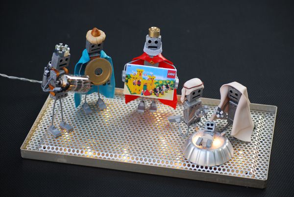 Robot Nativity 2011